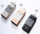 iPhone 6s /Samsung S6 Phones Flash Driver, USB Flash Memory OTG를 위한 OTG