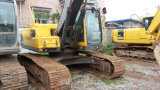 Máquina escavadora usada 210 de Volvo (Volvo EC210BLC) na venda