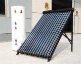 500L銅のコイルの間接太陽給湯装置