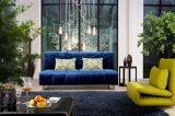ファブリック機能余暇によって折られる居間の家具のソファーベッド