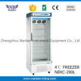 Hospital Usando Meidcal 4 Degree Blood Bank Refrigerator