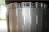 Cinghia di trasmissione cinese del trasportatore dell'acciaio inossidabile della fabbrica