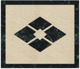 PVC同質な床またはエレベーターの大理石のフロアーリングのデザインまたは台所PVCフロアーリング