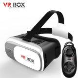 Glaces de virtual reality de téléphone de cadre de la Le-Visibilité 3D Vr, glaces d'écouteur de 3D Vr, glaces de Vr 3D de prix de gros
