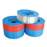 Pipe convenable d'unité centrale du matériau 8mm de couleur bleue pneumatique de taille
