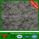 80/60) fibre en acier collée de 0.75*60 millimètre (