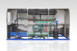 8tons/24h Automatic Ice Cube Machine mit Packing Machine für Ice Factory
