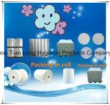 Nonwoven de Topsheet para la fabricación no tejida de la tela de la materia prima del pañal