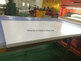 Strato rigido nero/bianco stampabile del PVC del Matt per la superficie dell'orologio