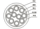 구리 PVC (XLPE) 격리된 PVC에 의하여 넣어지는 연약한 조종 케이블
