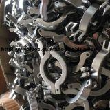 Aço inoxidável 304 da braçadeira de Kf do vácuo (YYKF-001)