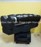8X10W RGBW LED Armkreuz-Träger-bewegliches Hauptträger-Stadiums-Licht