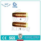 Boquilla de cobre amarillo 4393 de Kingq para el soplete