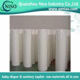 Tissu non-tissé de la meilleure qualité de matières premières de couche-culotte avec le prix usine (VK-059)