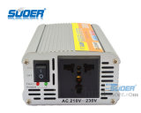 Inversor da potência da C.A. 230V da C.C. 48V da manufatura 300W de Suoer (SDA-300F)