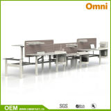 Workstaton (OM-AD-016)를 가진 2016 새로운 Height Adjustable Table