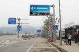 P8 DIP Full Color Electronic Display für Outdoor Advertizing
