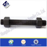 All Thread Black Finish B7 Thread Rod