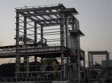 Struttura d'acciaio per la fabbrica ed il magazzino