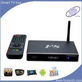 4k das androide Amlogic S812 Türkische lenkt IP-intelligenten Fernsehapparat-Kasten F8 mit Phasen-Fernsehapparat Apk, unterstützt IPTV