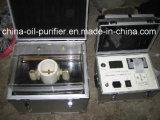 Modèle de vente Iij-II Transformateur de haute qualité Transformateur de tension d'huile Bdv Tester