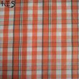Ткань 100% поплина хлопка сплетенная покрашенная пряжей для рубашек/платья Rls40-39po