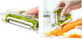 3in1 Rotary Vegetable Peeler Kitchen Novelty Gadgets