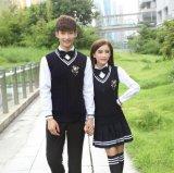 Vestiti del banco/fabbrica su ordinazione dell'uniforme scolastico