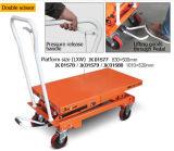 Il mini Portable di gestione pedale facile Scissor la Tabella di elevatore