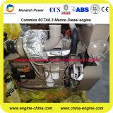 Echt Cummins 8.3 Dieselmotor voor Marine