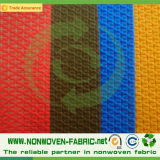 Rollの十字のDesign PP Nonwoven Fabric Material