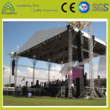 Aluminium Portable Performance Event Array Line Speaker Stand Truss