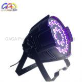 A PARIDADE do diodo emissor de luz da iluminação do estágio de China enlata a luz clara da PARIDADE do diodo emissor de luz da PARIDADE 24*18W de Fabrique