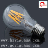 Epistar Filament LED Lighting 6.5W E27 A60