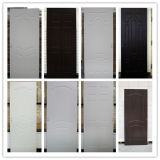 Fangda MDF 6 Panel Design als Wood Carving Door