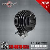 6 pulgadas 70W Round LED Driving Light (SM-6070-RXA)
