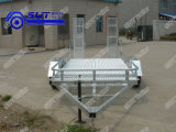 Competative Price 2 Axle Car Carrier Trailer с Brake (SWT-CT166)