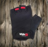 重量挙げの手袋安全は手袋Indsutrialの手袋スポーツの手袋半分指の手袋を手袋働かせる