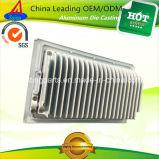 アルミ鋳造LEDの据え付け品ハウジングのアクセサリのフラッドライト脱熱器