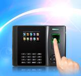 Atención biométrica del tiempo de la huella digital con TCP/IP y la batería de reserva (GT200)