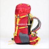 Les sacs de grande capacité de sports en plein air, se déplacent à pied des sacs d'alpinisme de loisirs