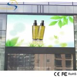 スーパーマーケットか記憶装置またはShop Outdoor Advertizing P8 Full Color LED Display