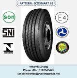 Тележка Ilink & покрышки 315/80r22.5 шины радиальные (ECOSMART 62)
