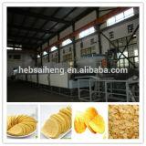 Cadena de producción fresca de las patatas fritas del precio de fábrica de China con alta calidad