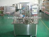 자동적인 연약한 관 충전물 및 밀봉 기계 (XF-GF)