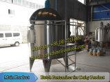 пастеризатор серии молока оборудования пастеризации молока молокозавода 1000liter