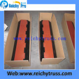 3 Channel Cable Protector Cable Ramp Corner를 위한 고무 Material