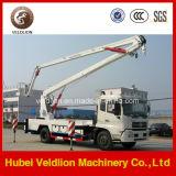 무거운 18-20m Aerial Platform Truck