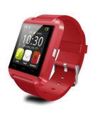 Het populairste Multifunctionele Vlakke Slimme Horloge van het Ontwerp van het Scherm U8 voor Jonge geitjes