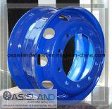 Алюминиевая/стальная оправа тележки (8.25X22.5) для сверхмощной тележки